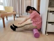 セルフ筋膜リリース②